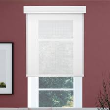 blinds u0026 curtains levolor roman shades lowes cheap window