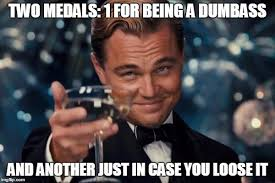 Dumbass Meme - leonardo dicaprio cheers meme imgflip
