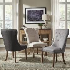 Linen Dining Chair Linen Dining Room Chairs Home Design Ideas