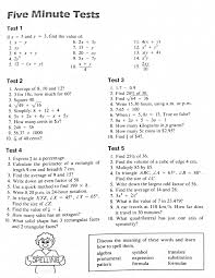 Spelling Worksheets 4th Grade Lovely Mental Math 2nd Grade Maths Revision Worksheets For Year 7