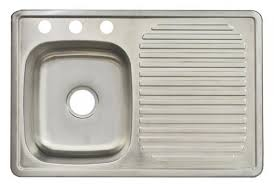 drop in kitchen sink with drainboard incredible 8 places to find drop in stainless steel drainboard sinks