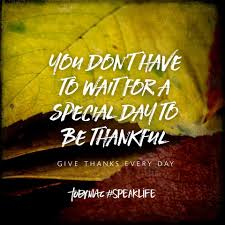 so much to be thankful for everyday speaklife wordsmatter