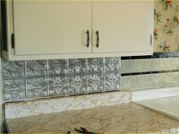 backsplash vinyl tile kitchen amazing peel and stick vinyl peel