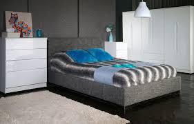 White High Gloss Bedroom Furniture Uk Genoa Bedroom Set Let Us Furnish