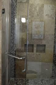 prevent glass shower door from banging when shut