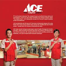 ace hardware terbesar di bandung recruitment pt ace hardware indonesia home facebook