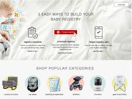 baby registrys target wins at everything including baby registries baby rabies