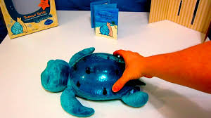 cloud b tranquil turtle night light tranquil turtle by cloud b review children s nightime toy youtube
