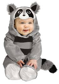 infant costumes raccoon infant costume state fair seasons