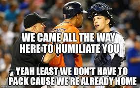 Yankees Suck Memes - yankee loss to astros imgflip