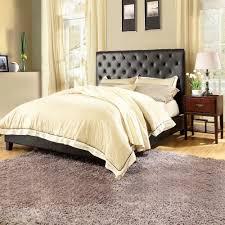 homesullivan toulouse 3 piece deep brown queen bedroom set
