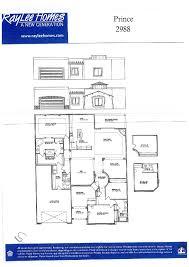 Real Estate Floor Plan Raylee Homes Prince Floor Plan Raylee Homes Floor Plans