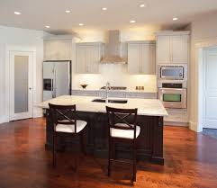 one wall kitchen with open plan kitchen sc andinavian and high