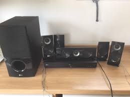 latest lg home theater system lg home theatre surround 5 1 dts in beeston nottinghamshire