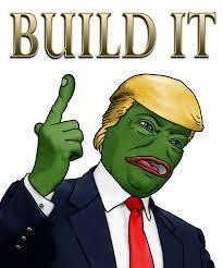 Build Your Meme - does this meme prove donald trump is a white supremacist public