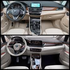 bmw minivan concept photo comparison bmw 2 series active tourer vs bmw concept active