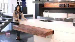 designs of kitchen furniture korea today interior design trends for the kitchen 복합 공간으로