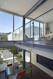Glass Wall House by Architecture High Ceiling In Amazing Old Modern House Design With
