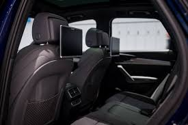 Audi Q5 1 9 - 2017 audi q5 in navarra blue metallic on display in neckarsulm