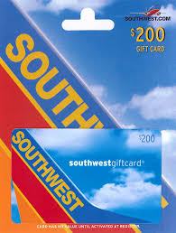 Southwest 39 Sale by Amazon Com Southwest Airlines Gift Card 50 Gift Cards