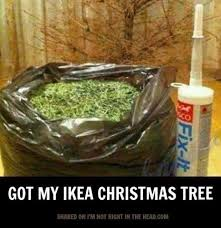 Tree Meme - dopl3r com memes got my ikea christmas tree