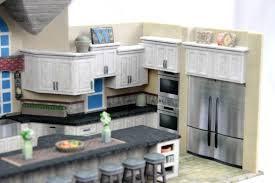 Model Kitchen How Whiteclouds U0027 3d Printed Architectural Model Of Dream Kitchen