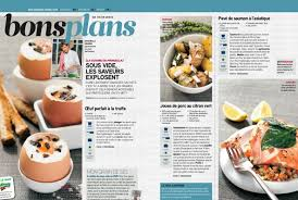 femina cuisine swid featured in introductory article about sous vide cooking in