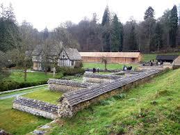 fishbourne roman palace floor plan chedworth roman villa wikipedia