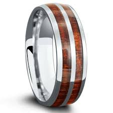 wood wedding band wood wedding rings other unqiue men s wedding rings northern