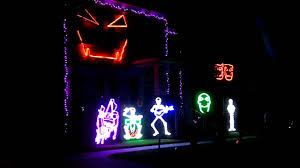 Thriller Halloween Lights by Halloween Music Light Show U2013 Festival Collections