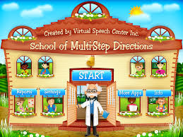 of multi step directions app