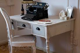 Repurposed Secretary Desk Feature Friday Songbird Southern Hospitality