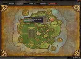 World Of Warcraft Map by Map U0026 Minimap World Of Warcraft Addons Curse