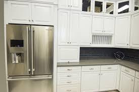 Kraftmaid Vantage Porcelain White Kitchen ReFind Kitchens - Vantage furniture