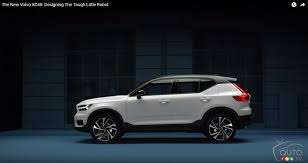 auto designen new volvo xc40 s styling explained by lead designer car news