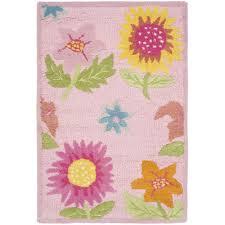 Kids Pink Rugs by Floral Rug Cievi U2013 Home