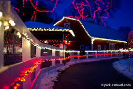 best light displays in minnesota pickles travel