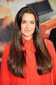 kyle richards hair extensions kyle richards shares her tips for keeping her hair looking