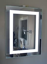 Amazon Com Lighted Medicine Cabinet 24 W X 36 T Lighted Door