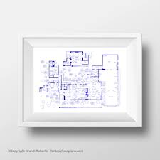 Brady Bunch Floor Plan by Two And Half Men House Floor Plan Tv Show Floor Plan