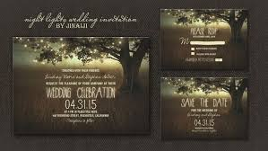 tree wedding invitations tree wedding invitations with stylish