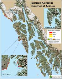 Map Of Ketchikan Alaska by Region 10 Forest U0026 Grassland Health