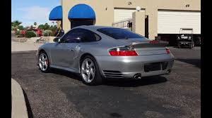 Porsche 911 Awd - 2002 porsche 911 996 turbo x50 awd in polar silver u0026 engine sound