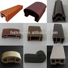 Plastic Handrail Wood Exterior Plastic Handrail And Railing Wpc Extrusion Mould