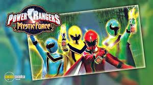 rent power rangers mystic force 2006 2006 tv series