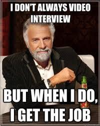 Interview Meme - 26 best spark hire memes images on pinterest funny stuff chistes