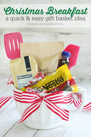 Breakfast Gift Baskets Breakfast Gift Basket