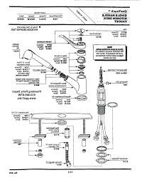 leaking moen kitchen faucet moen single handle kitchen faucet filho