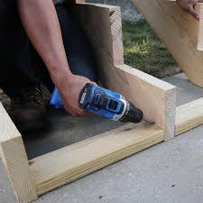 how to build a deck wood stairs and stair railings