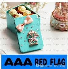 candy containers for favors new arrival merry go wedding favor box candy tin containers